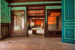 Стеклянные двери - эстетика и функциональность