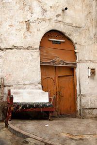 Металлическая дверь без замка – металлолом?